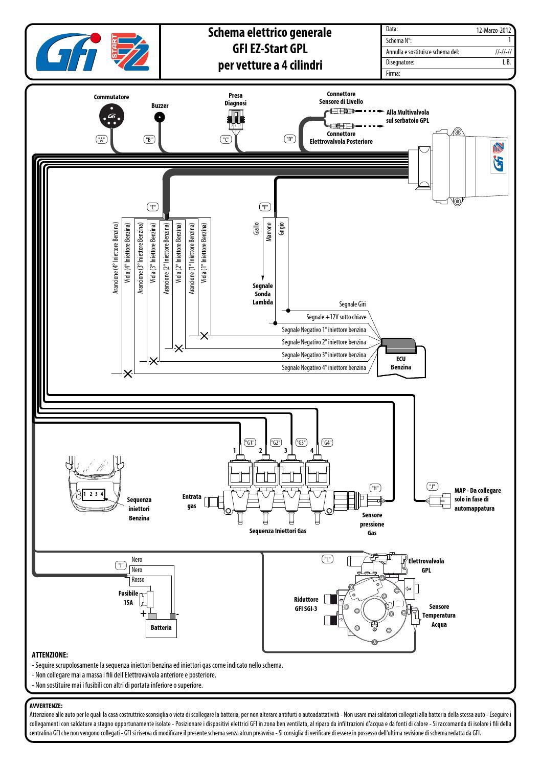 Schema Elettrico Per Xing : Esquema electrico gfi ez start gpl cil by convertec issuu