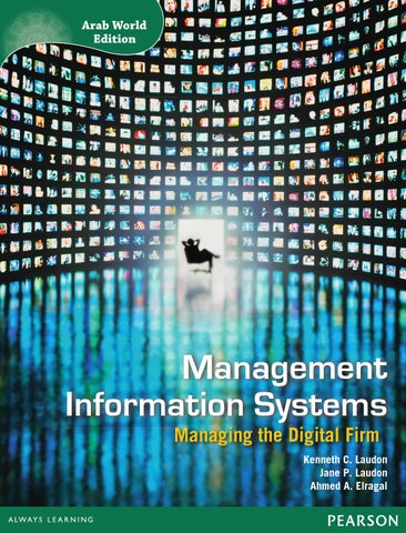 Arab world edition laudon management information systems by page 1 arab world edition fandeluxe Images