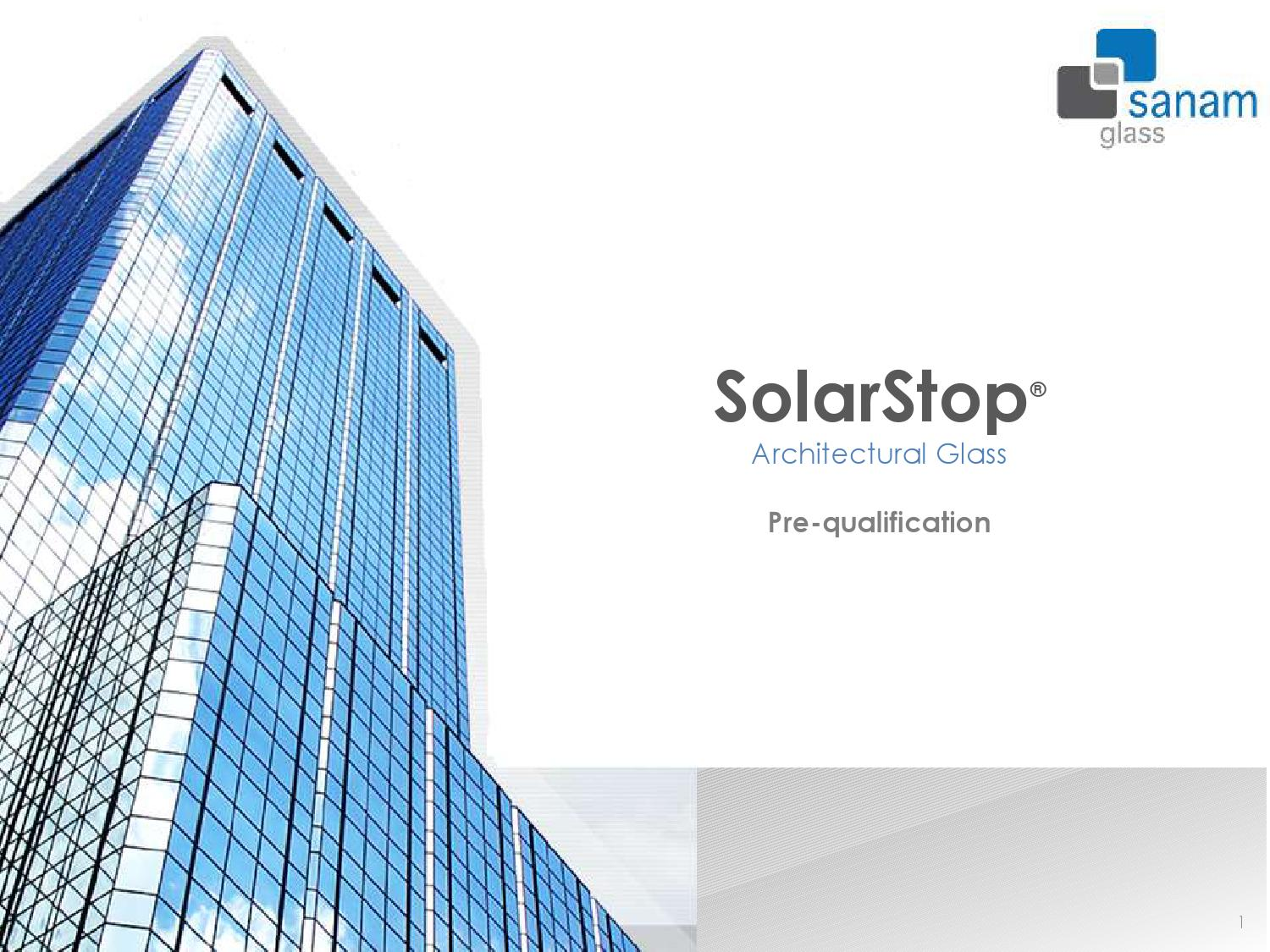 Sanam Solarstop By Vision Business Management Services