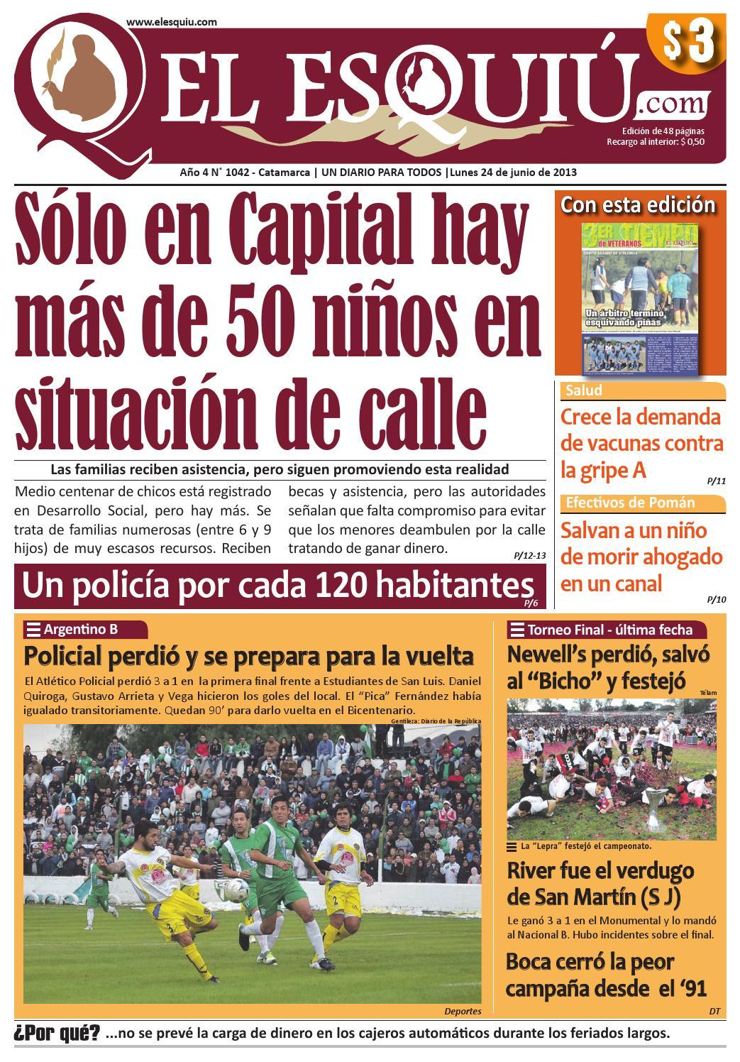 24 06 13 by esquiu diario - issuu