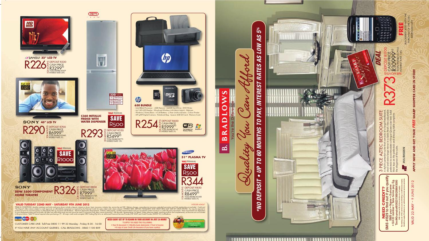 Bradlows May Catalogue By Jd Group Issuu