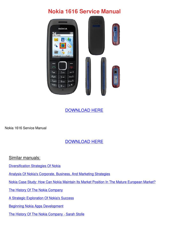 nokia 1616 service manual by lesliekim issuu nokia 6233 user manual nokia 6233 manual pdf