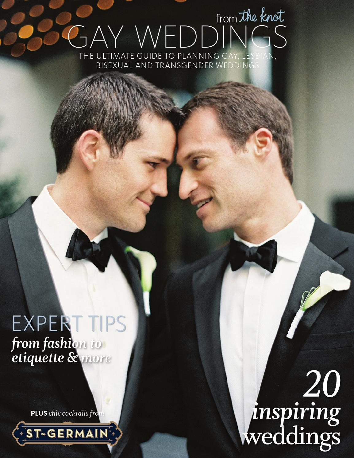 Gay Weddings from The Knot 2013  b45e23e87a