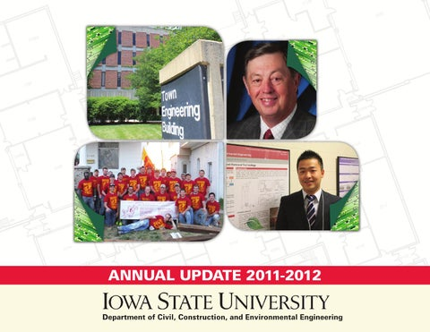 Iowa State University Department of Civil, Construction ...