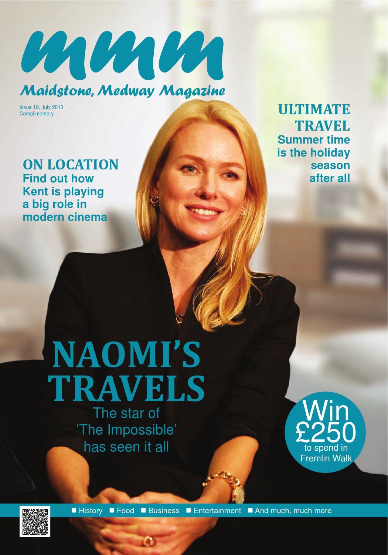 Maidstone medway Magazine July issue by Rasa Dregva - issuu