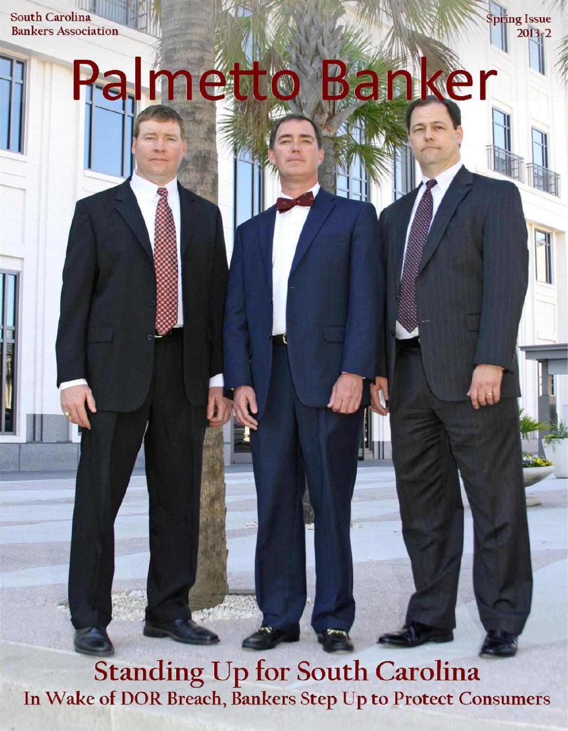 Palmetto Banker Spring 2013 By Scba Issuu