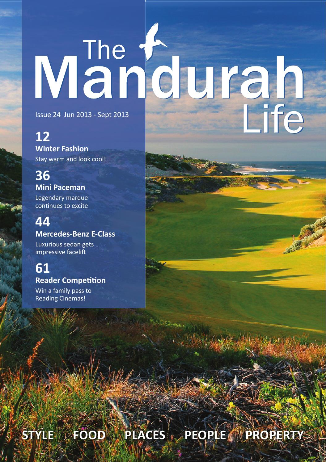 The Mandurah Life - Issue 24 by Blue Sky Media - issuu