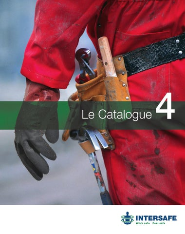 Catalogue 4 Intersafe France by Intersafe - issuu e1b322c1c40