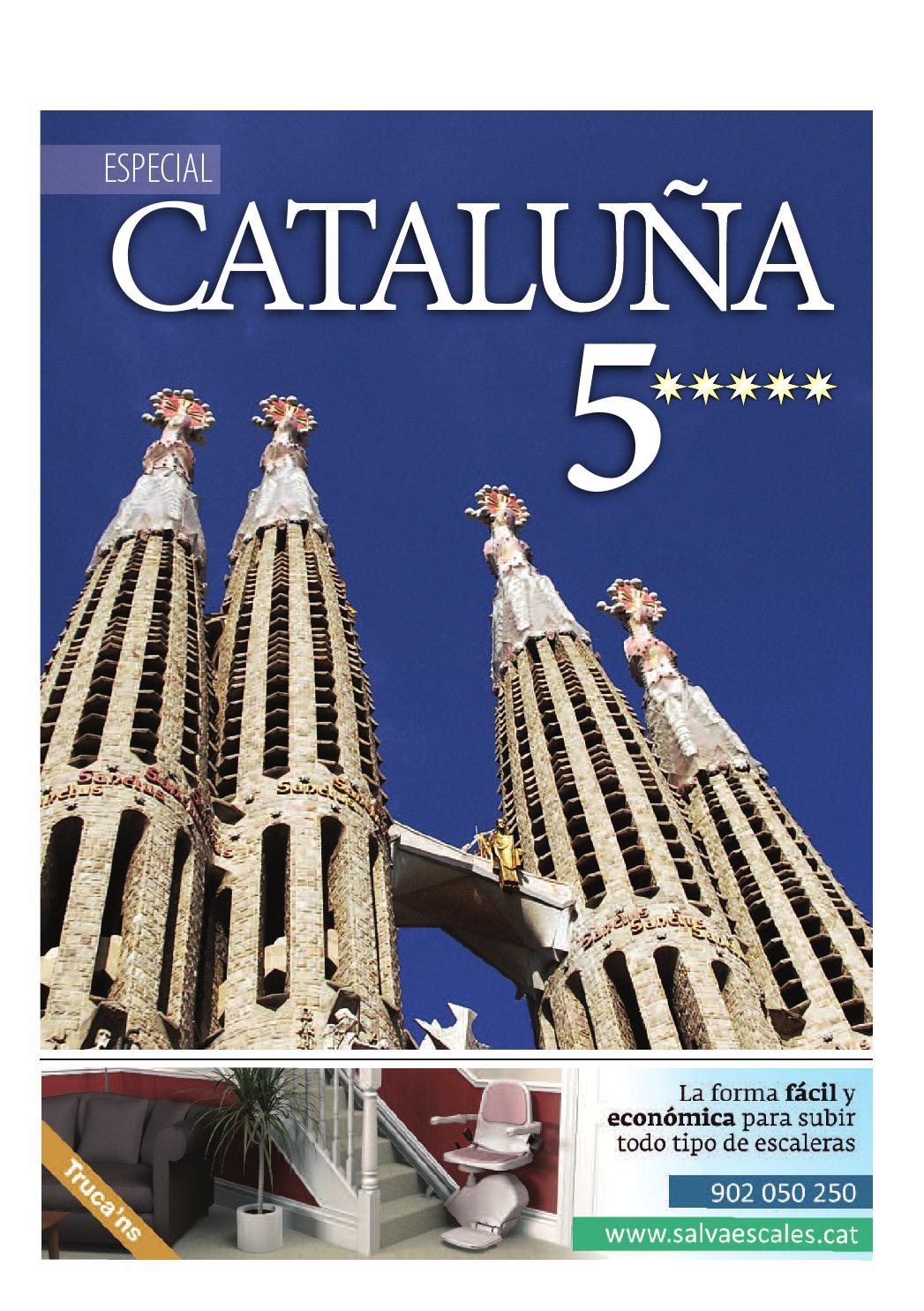 Catalunya Cinco Estrellas by Webguiadeprensa Guia Prensa - issuu