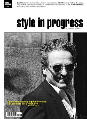 style in progress 3 13 EN by UCM Verlag - issuu
