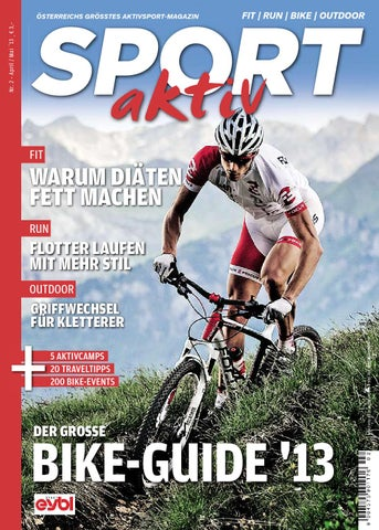 Magazin 2 2013 by sportaktiv issuu