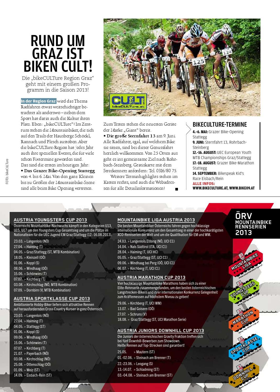 Grazer Bike-Festival Stattegg, 15. - 18. August 2019