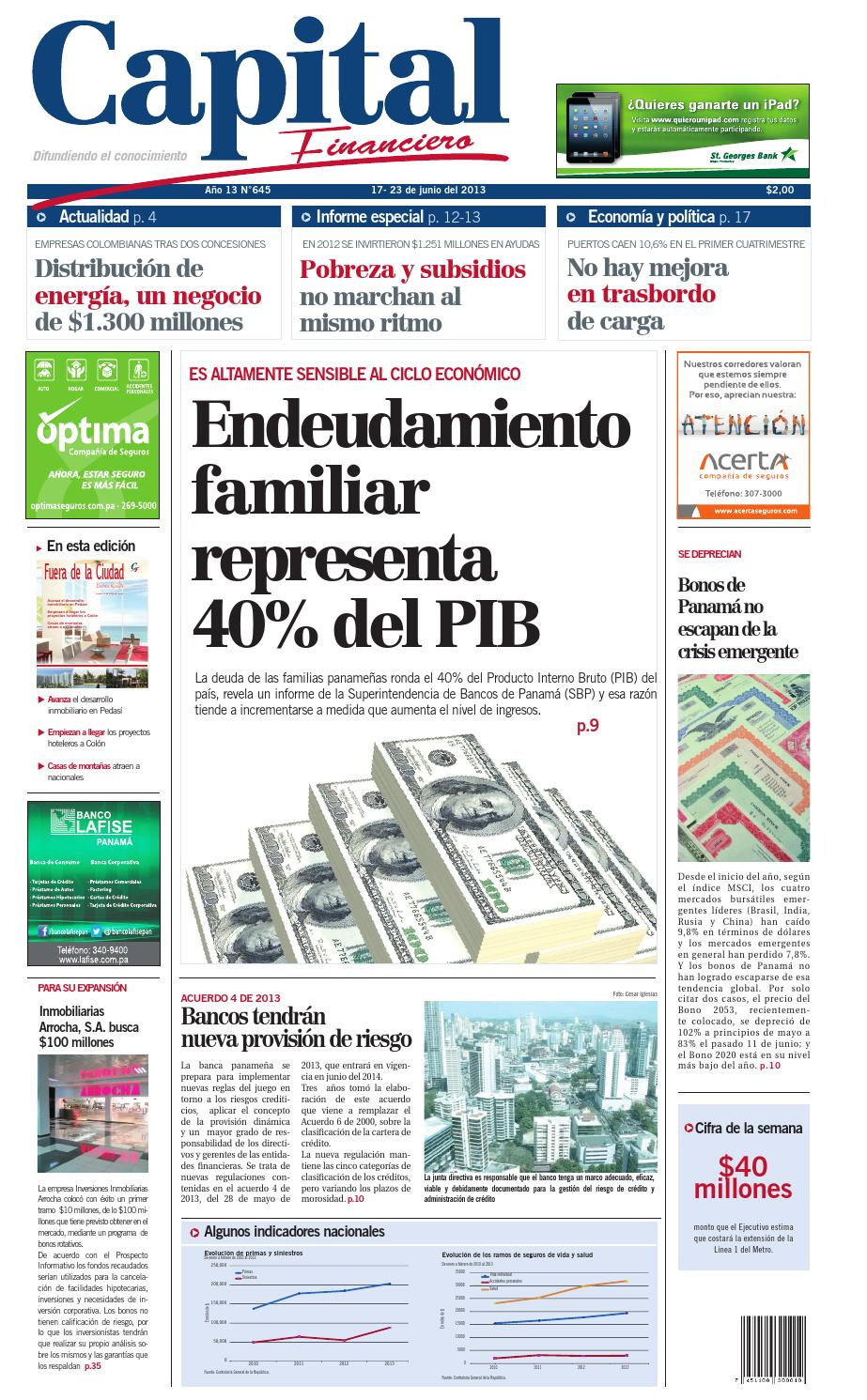 Capital 645 by Capital Financiero - issuu