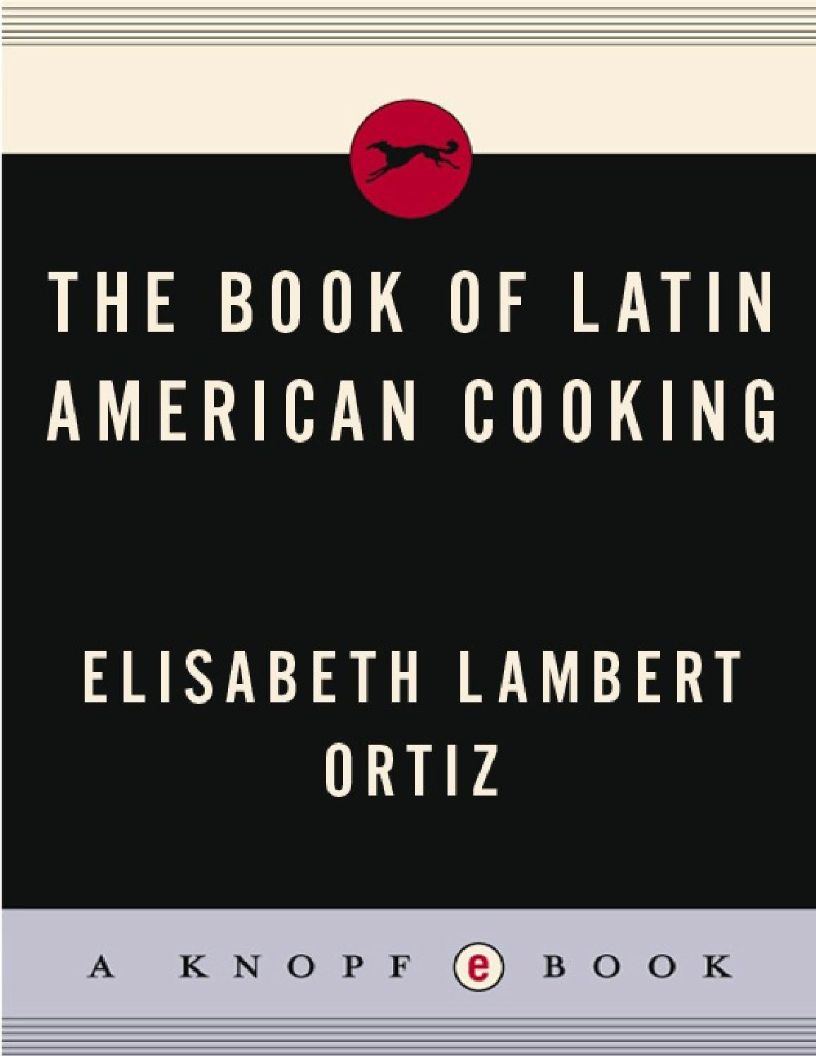 The book of Latin american cooking\