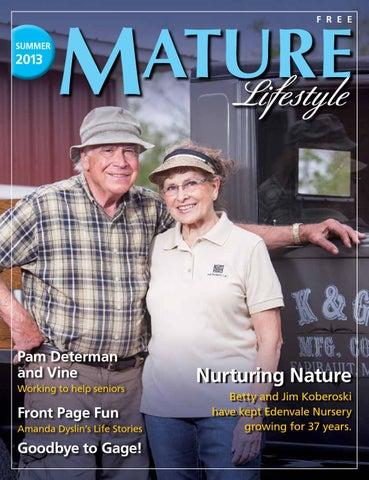 magazine mature years