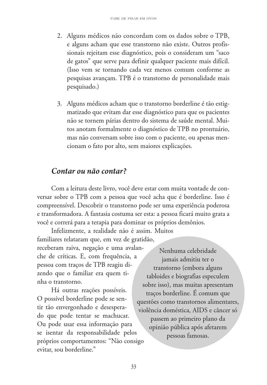 capítulo 1 - Pare de pisar em ovos by Editora Objetiva - Issuu