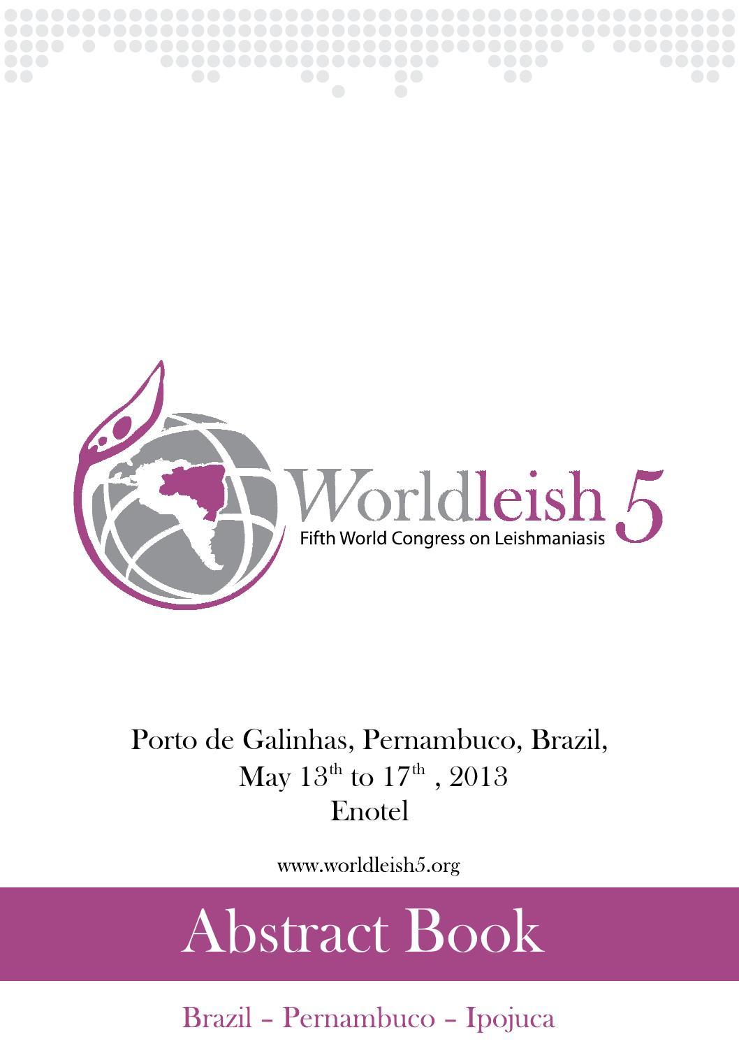 WL5 Abstract Book 1 by Revista Clínica Veterinária - issuu
