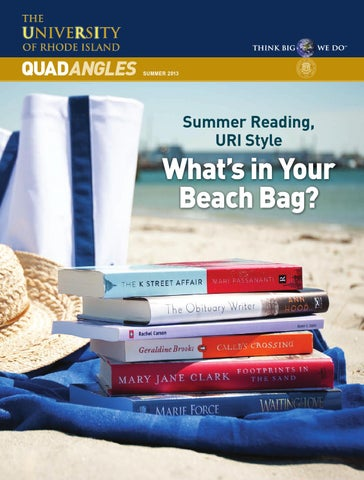 URI QuadAngles Summer 2013 by University of Rhode Island ...