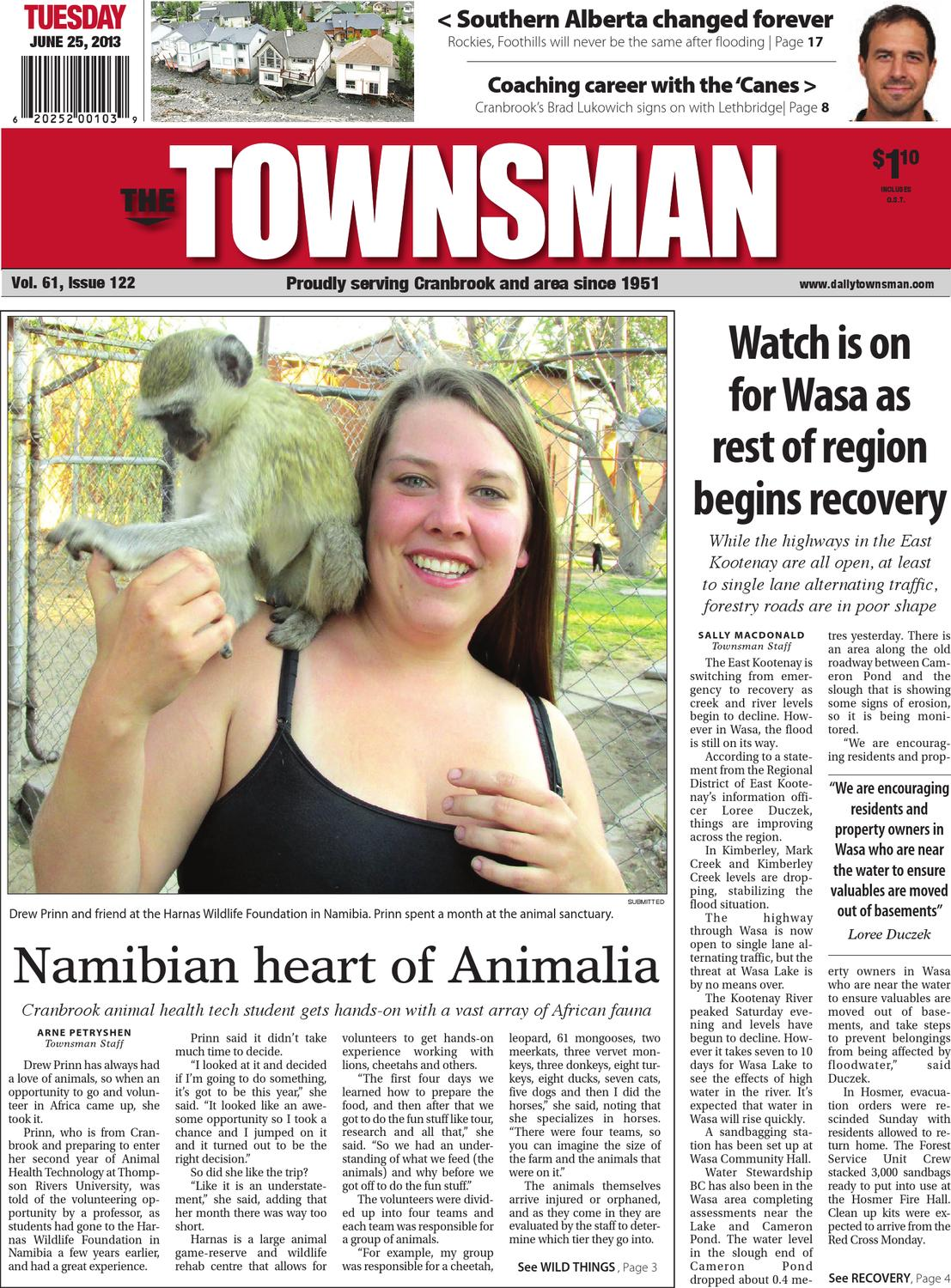Cranbrook Daily Townsman June 25 2013 By Black Press Issuu Battery Charger Using Max712 8211 Trickle Charge