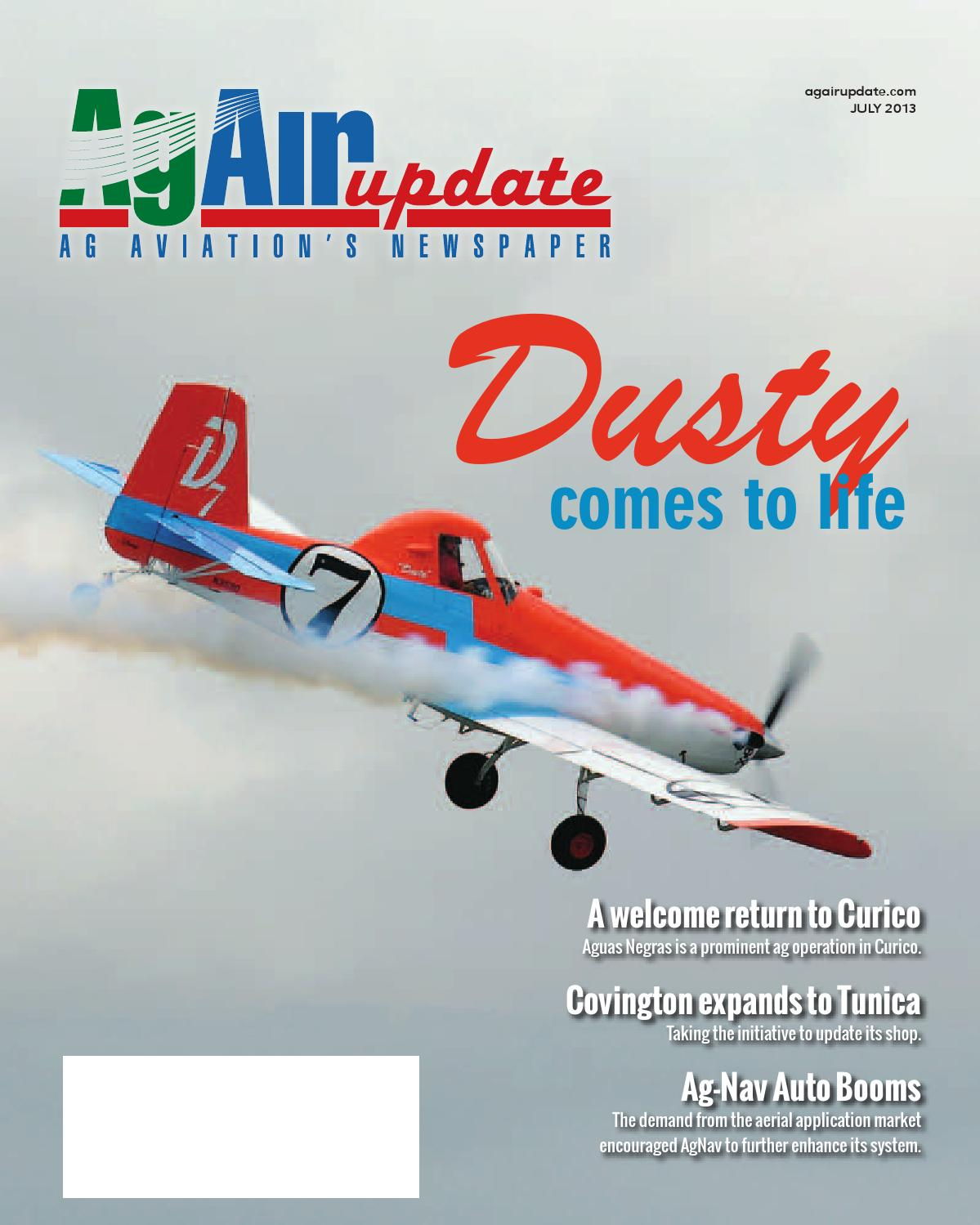July 2013 - Edition in english by AgAir Update - issuu