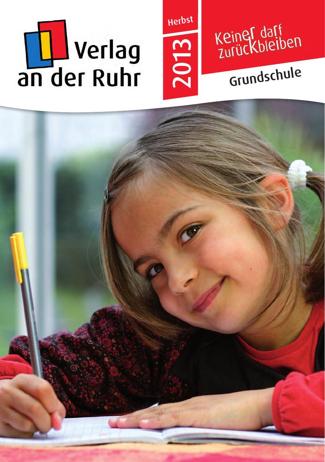 Verlag an der Ruhr - Katalog Grundschule 2013 Herbst by Verlag an ...