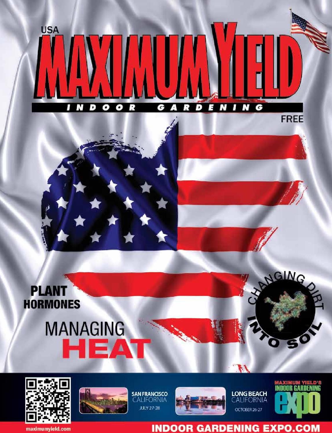 Maximum Yield USA July 2013 by Maximum Yield - issuu