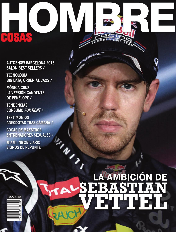 Revista Cosas Hombre Junio 2013 by Revista Cosas - issuu