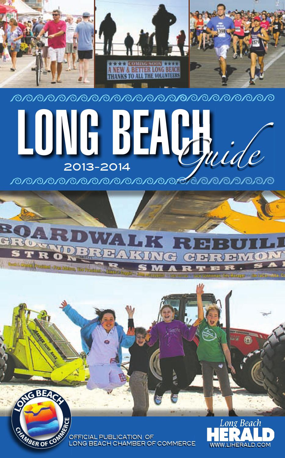 Long Beach Guide 2013 By Richner Communications Inc