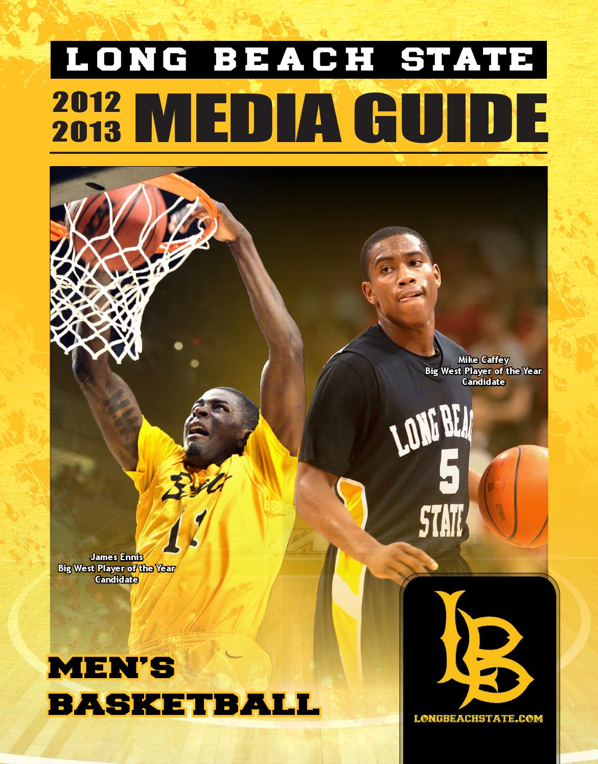 2016 17 UCLA Men s Basketball Information Guide by UCLA Athletics