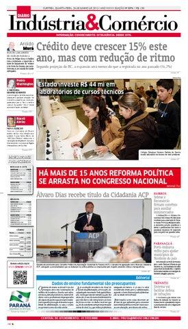 207eccd87 Diário Indústria Comércio by Diário Indústria   Comércio - issuu