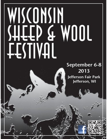 1f270bb2b Wisconsin Sheep   Wool Festival by EDJE - issuu