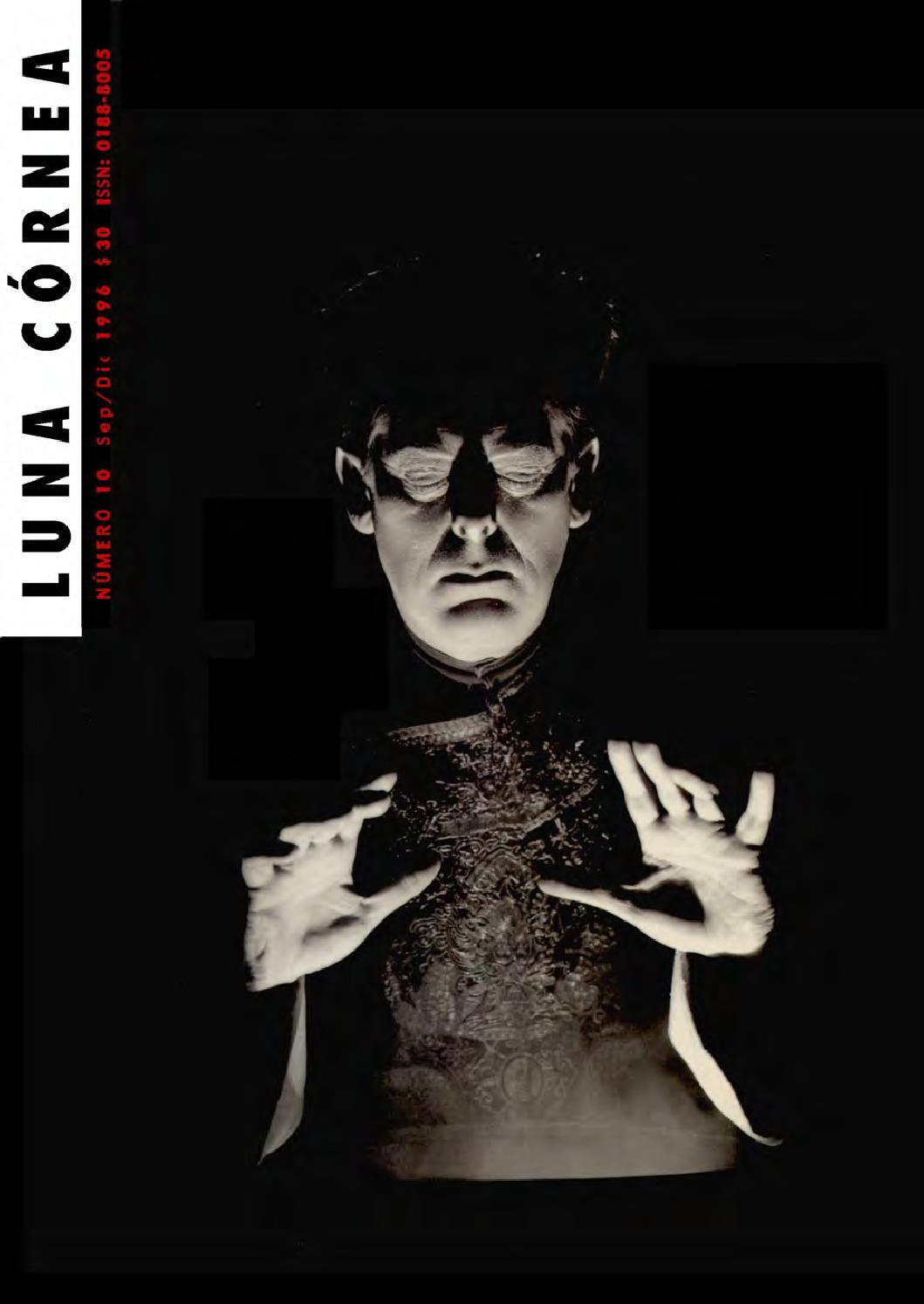 Luna Córnea 10. Fantasmas by Centro de la Imagen - issuu