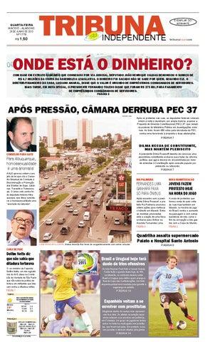 Edição número 1778 - 26 de junho de 2013 by Tribuna Hoje - issuu a2f176e10c8ee
