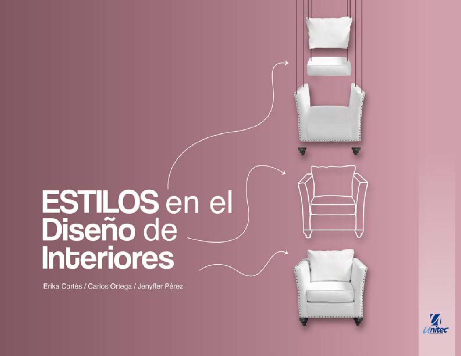 Diseño de Interiores Clasico by Jenyffer Pérez M - issuu