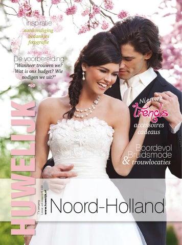 Huwelijk In Noord Holland 2013 2014 By Ward Media Issuu