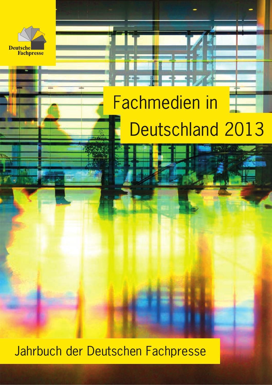 Weitk Münster fachmedien in deutschland 2013 by deutsche fachpresse issuu