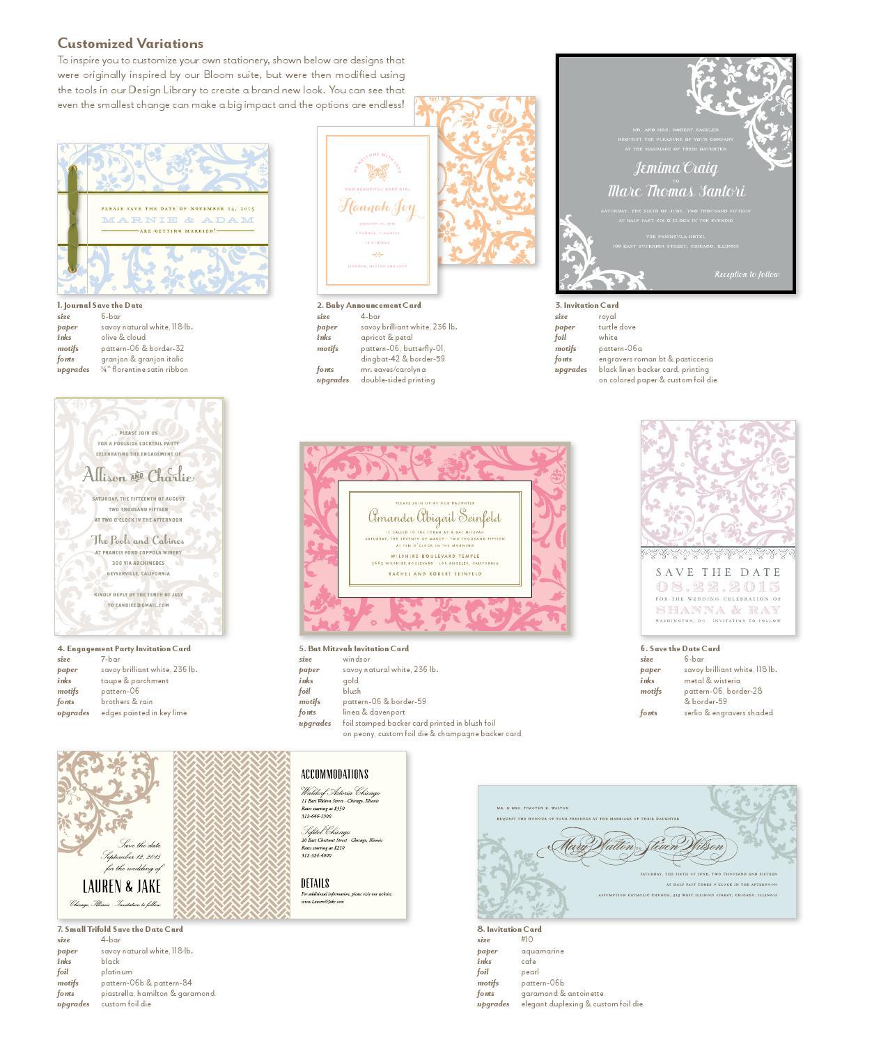 Bloom variations by Dauphine Press - issuu