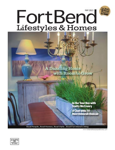 Fort Bend Lifestyles   Homes May 2013 by Lifestyles   Homes ... 514ee23d9