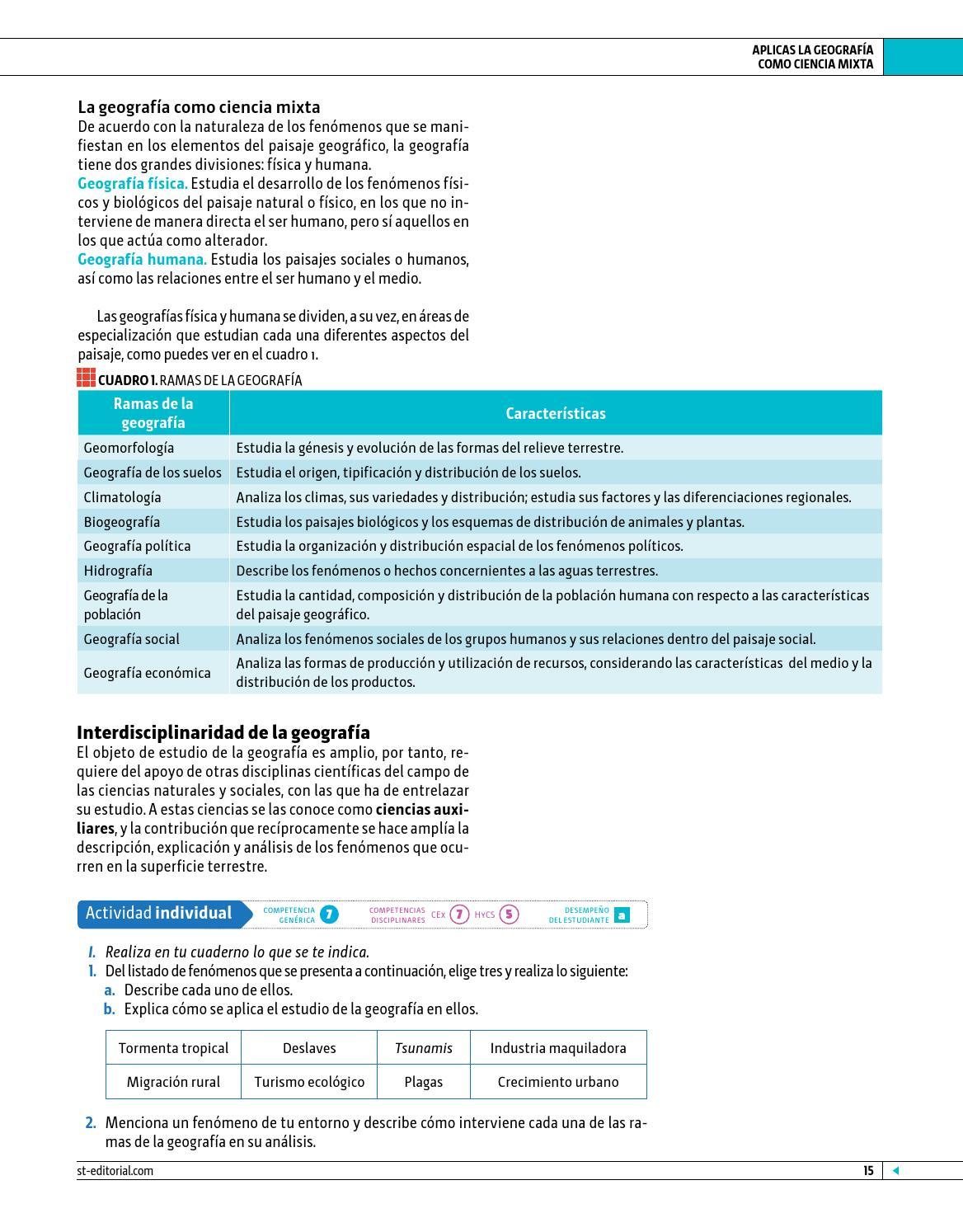 Geografía by eseté editorial - issuu