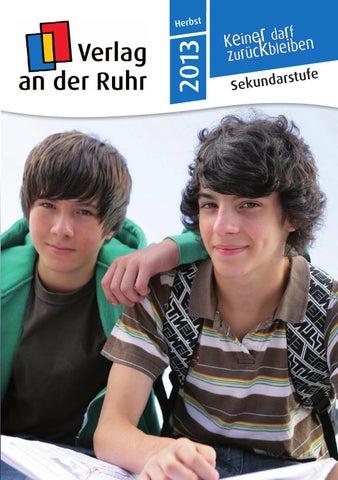 Verlag an der Ruhr - Katalog Sekundarstufe 2013 Herbst by Verlag an ...