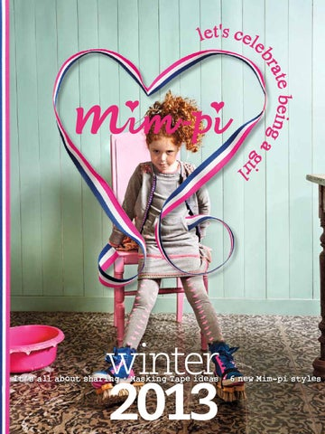 13fee68c52f0 Follow us on facebook & twitter. Mim-Pi winter 2013 collection