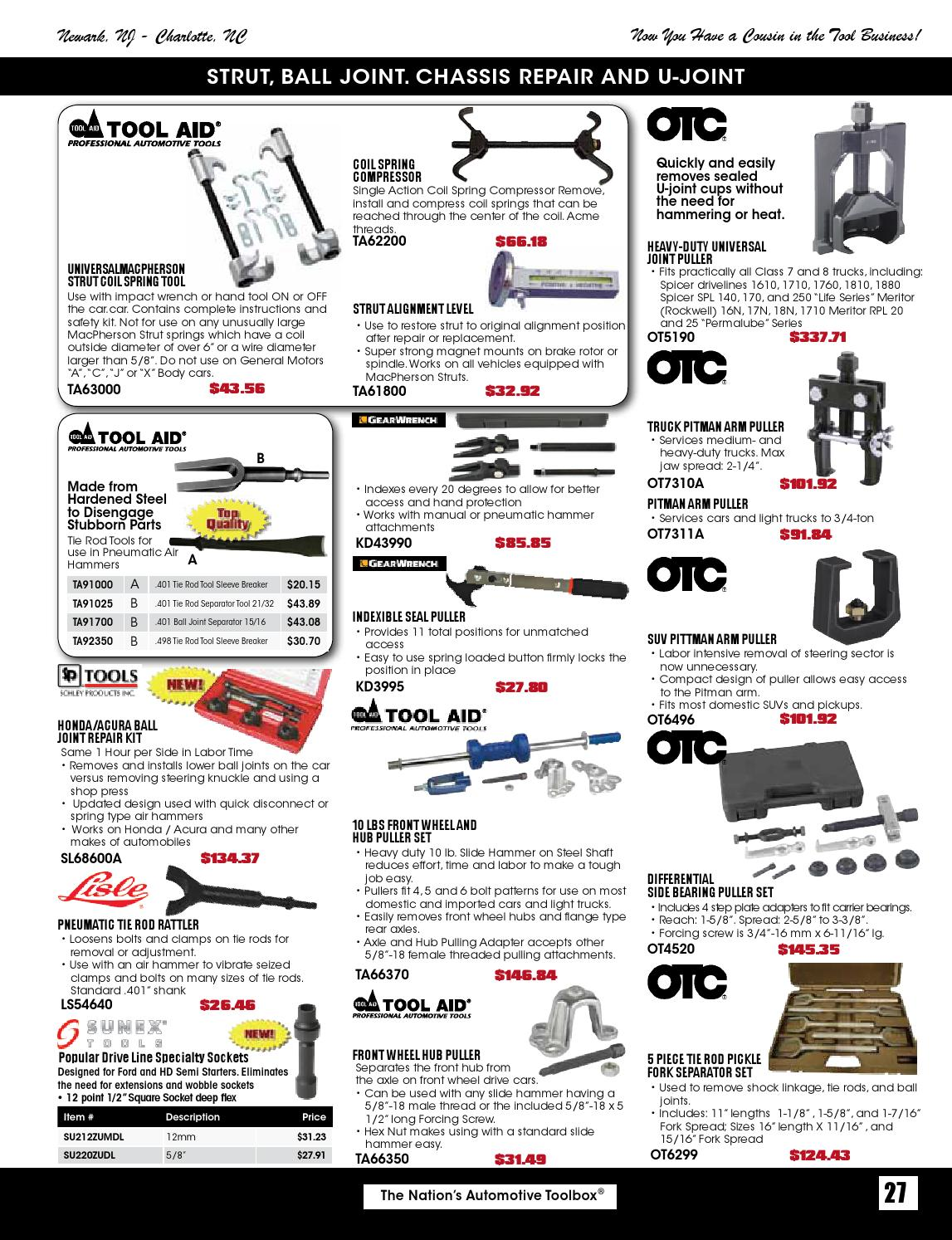 The Nation U0026 39 S Automotive Toolbox Summer 2013 By The Nation