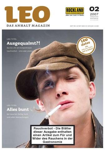 Leo Februar 07 Heft 42 By Leo Das Anhalt Magazin Issuu