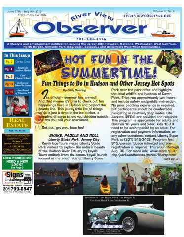 June 27th To July 9th River View Observer By Ad Vantage Publishing