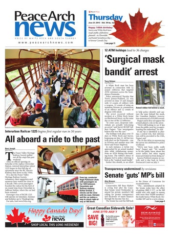 Peace Arch News b8a0f7c18