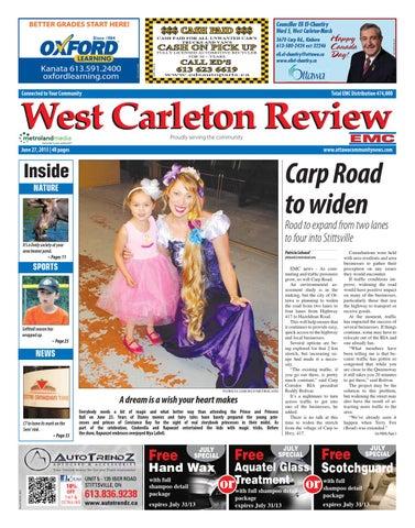 9cd335dabd3 WestCarleton062713 by Susan K. Bailey Marketing   Design - issuu