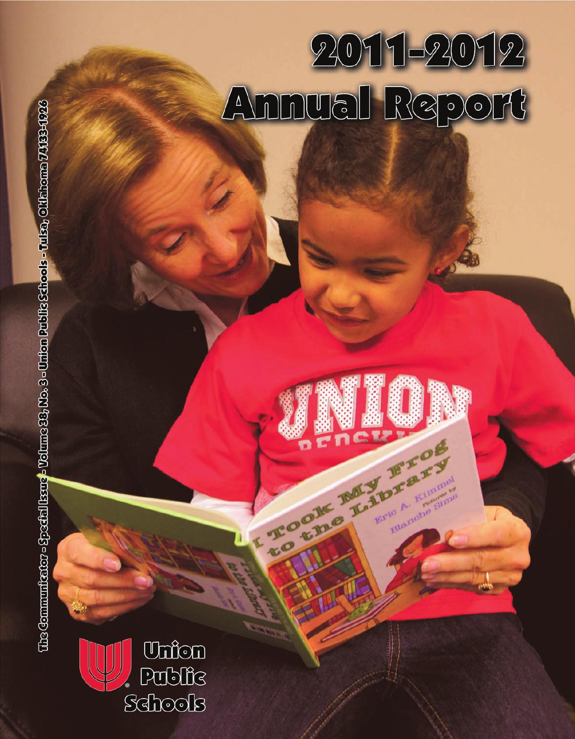 Union Public Schools Annual Report for 2011-2012 by Michael Vore - issuu
