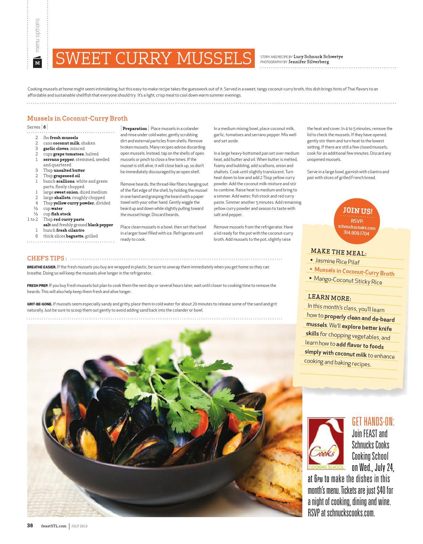 July 2013 Feast Magazine By Feast Magazine Issuu