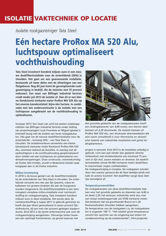 Isolatiemagazine 58 juni 2013 by Kees de Vries Redactie - issuu