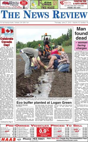 Yorkton News Canada
